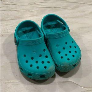 COPY - Toddler Crocs
